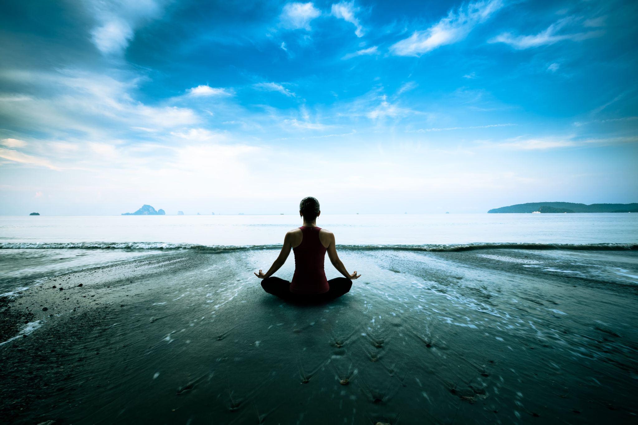 Meditation visualization