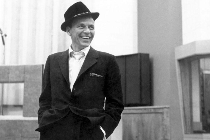 Meet Frank Sinatra in a lucid dream