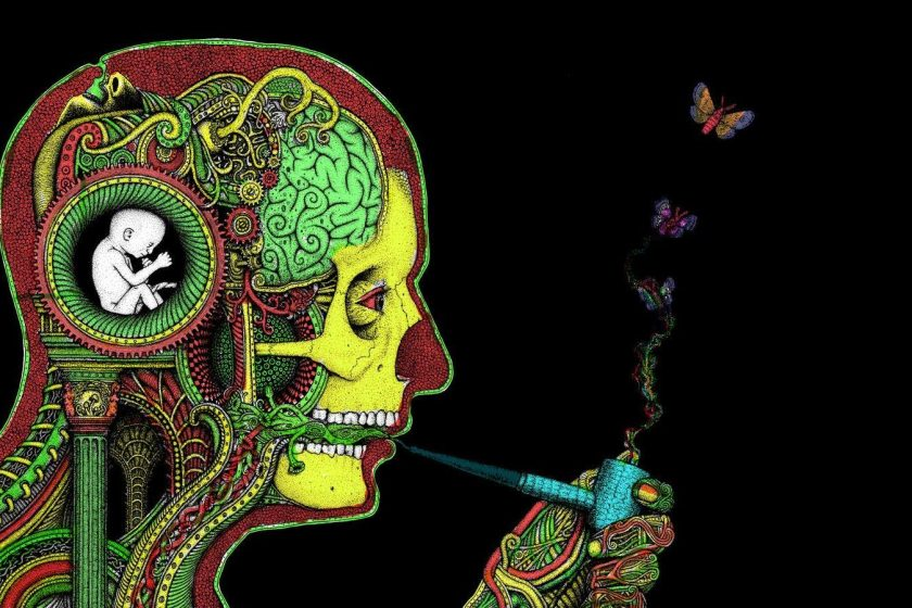 drugs in a lucid dream