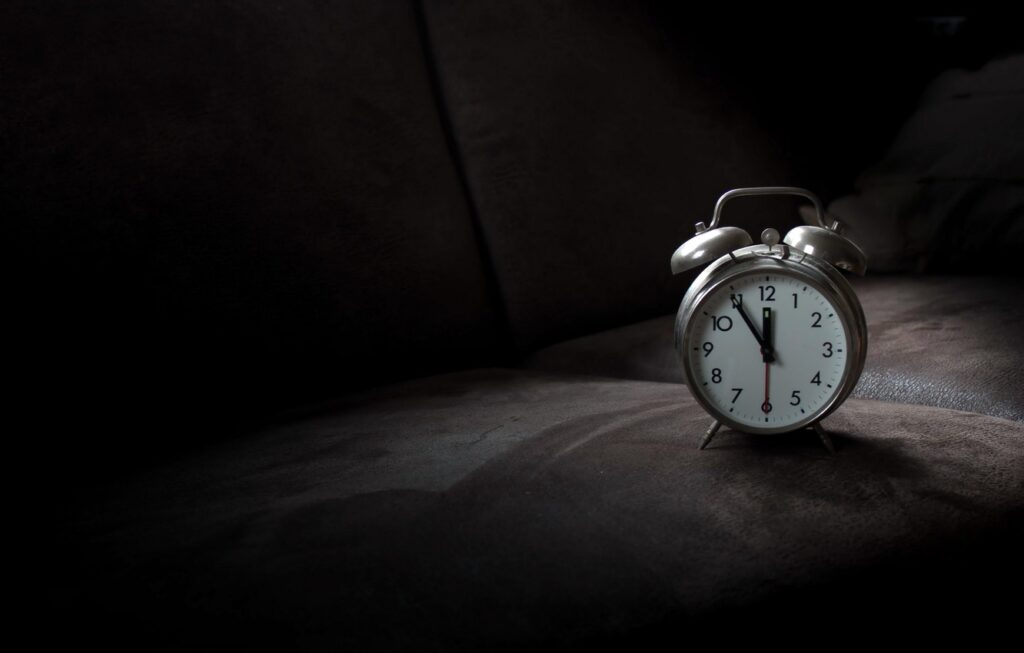 Alarm clock WBTB