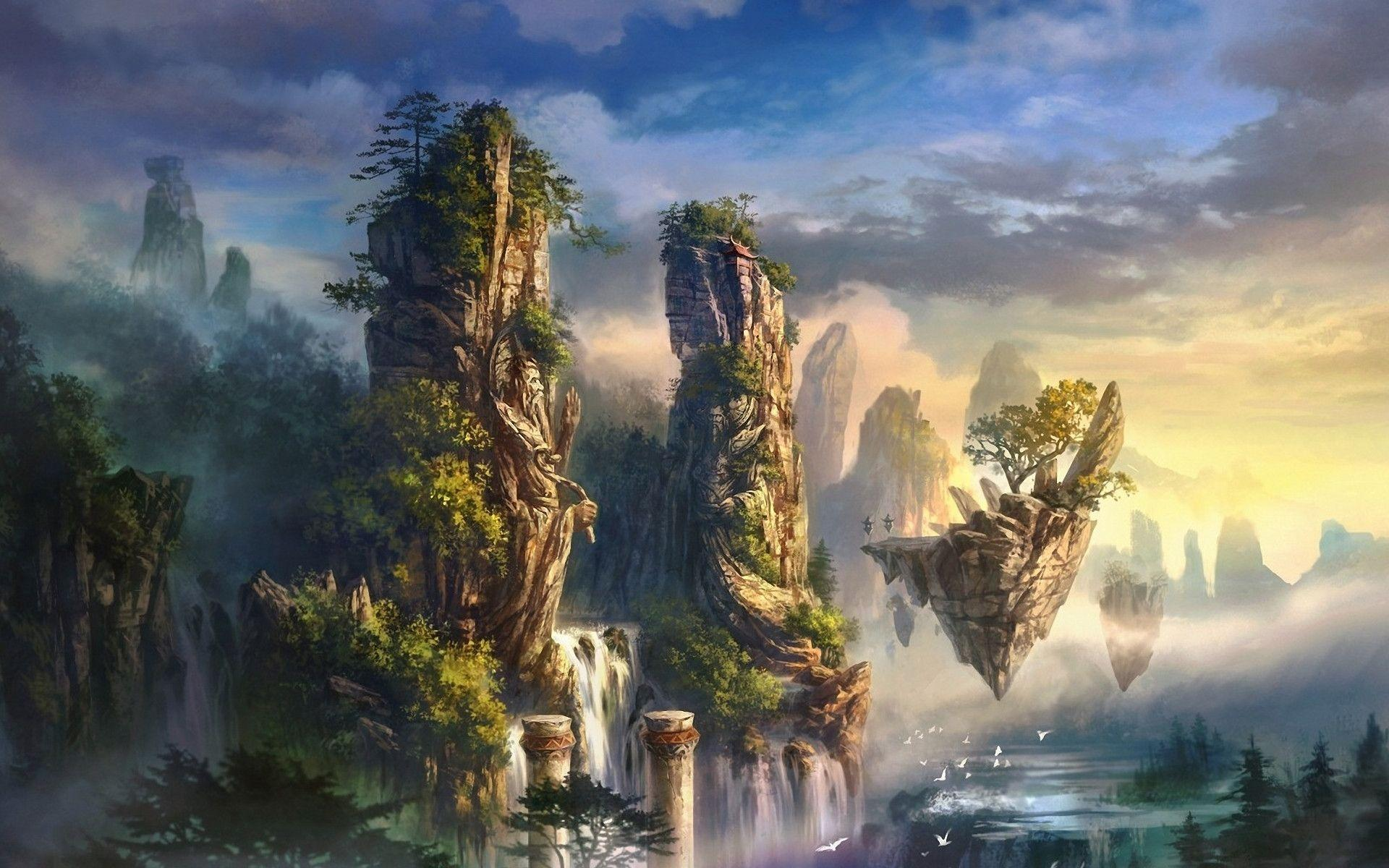 Fantasy world VILD