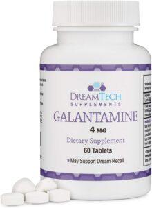galantamine lucid dreaming supplement