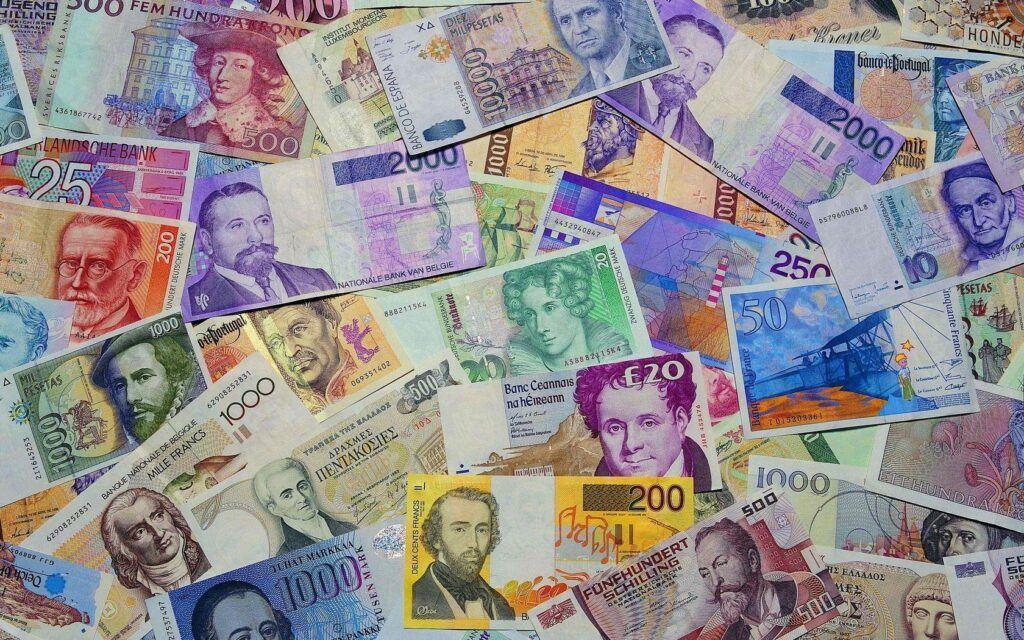 money notes dream