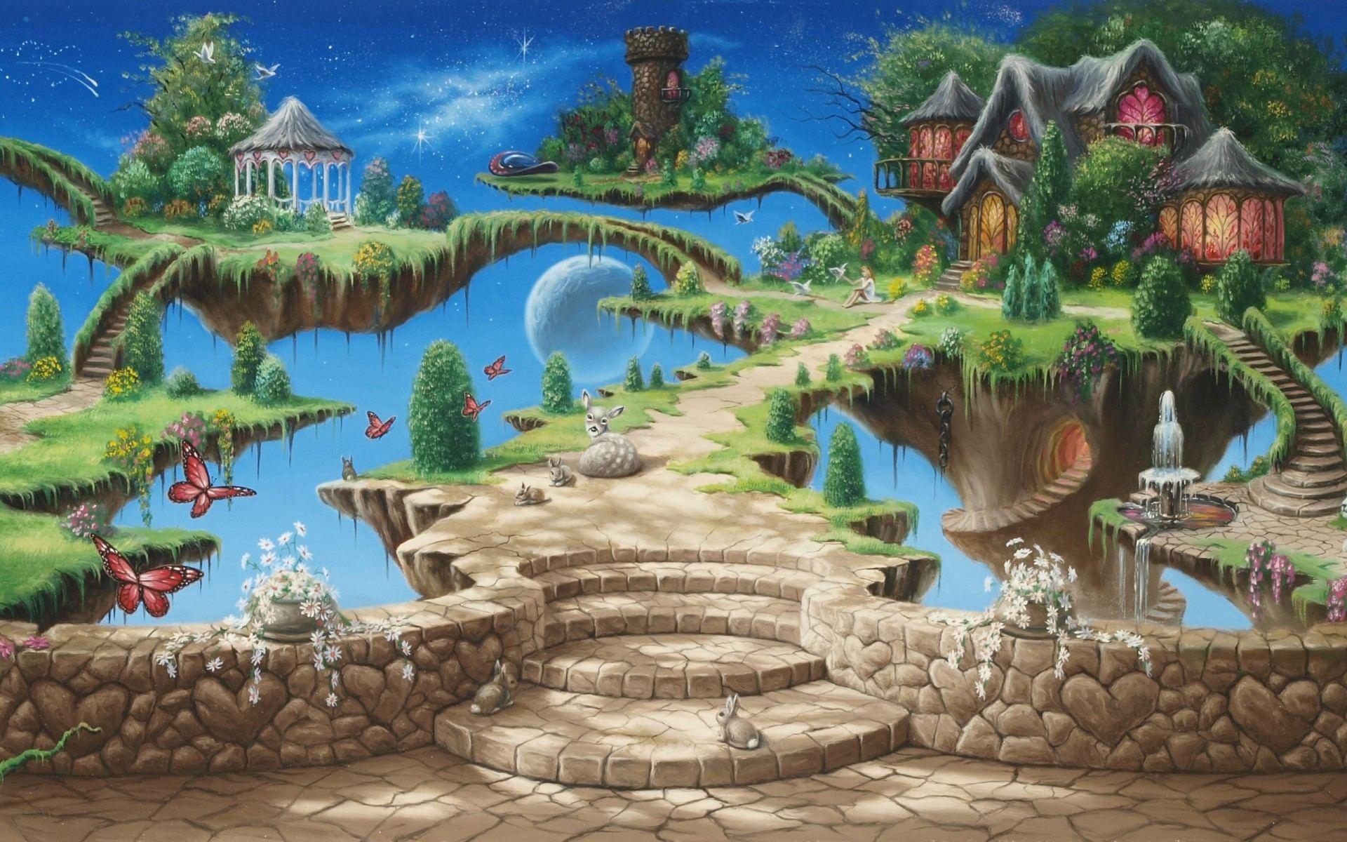 Mindscape Dream World