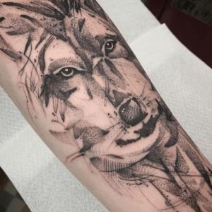 Dream guide tattoo