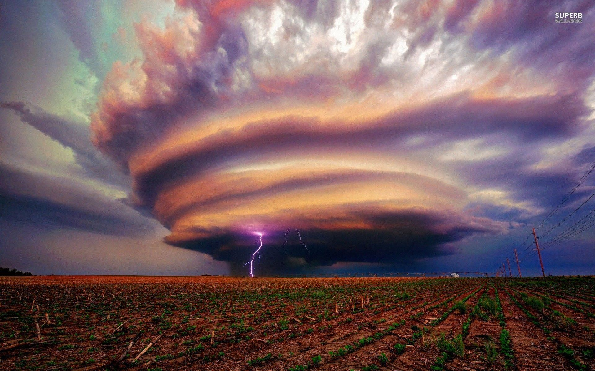 Dreaming about Tornado