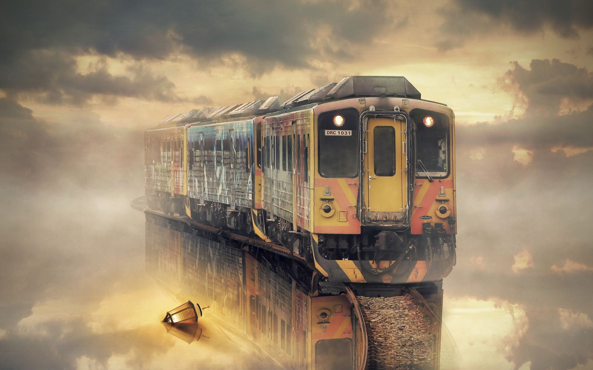 train dream meaning
