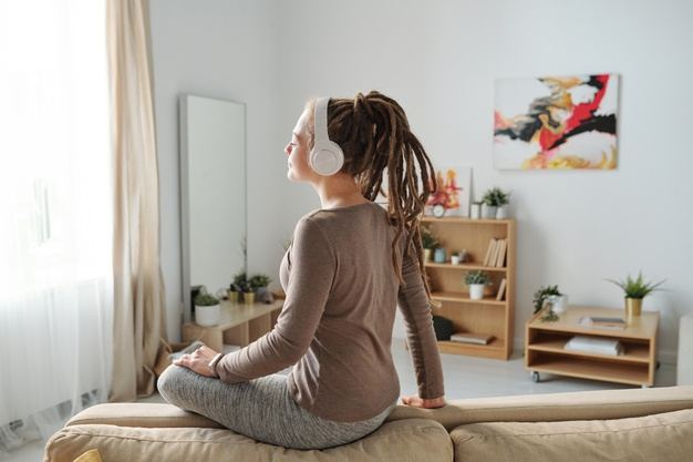 Meditation music for sleep